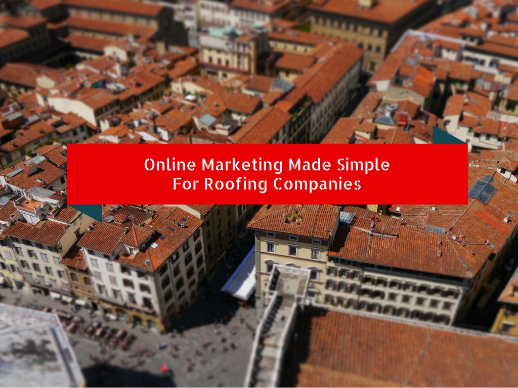Online Marketing Roofing