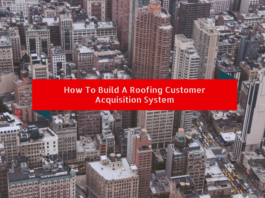 Roofing Marketing