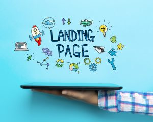 Roofing Landing Page